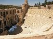 Otra del Odeón de Herodes, en la Acrópolis
