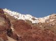 Y ahora vistas de Fira desde abajo