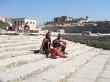Bajo un sol de justicia en Knosos