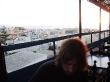 Heraklion desde la terraza del hostel