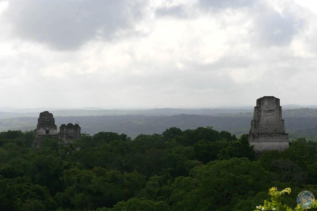 Tikal, o Endor en Star Wars