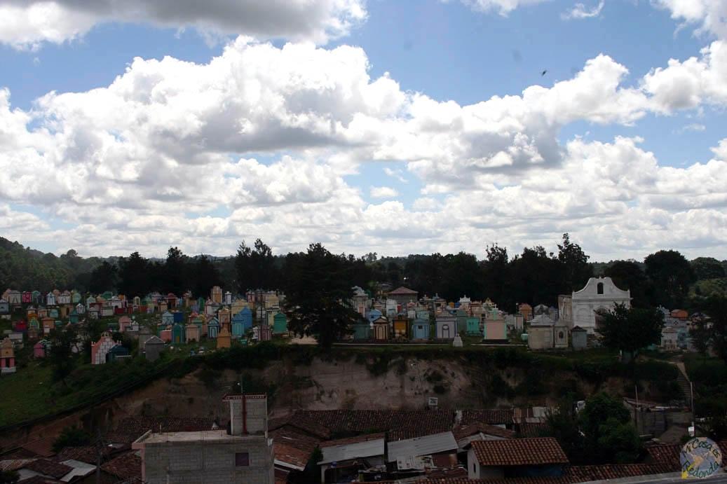Cementerio de Chichicastenango