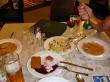 Rica comida en el Frici Papa