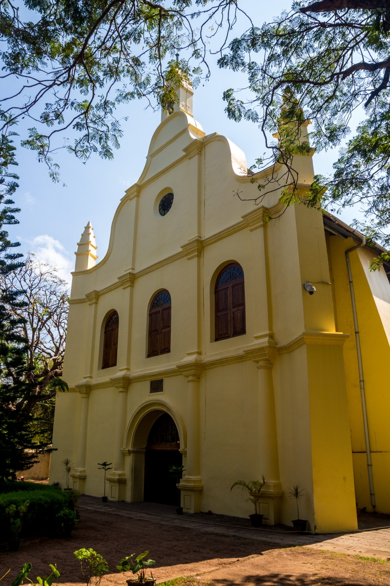 Iglesia de San Francisco, Fort Kochi