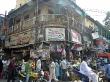 Caóticas calles de Old Delhi