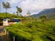 Los buses indios, muy cómodos