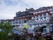 Monasterio a las afueras de Darjeeling