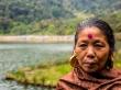 Sikkimesa en Kecheopalri Lake