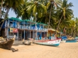 Alojamientos de Palolem, Goa