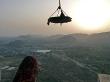 Panorámica de Pushkar al amanecer desde el templo de Savitri