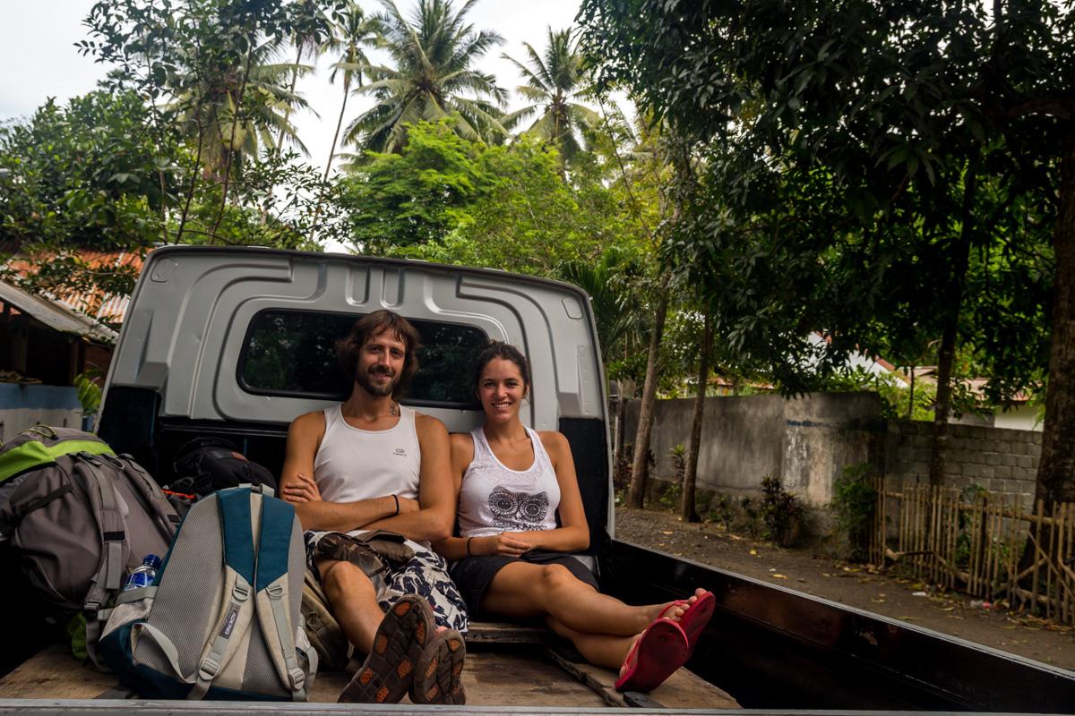 Nuestros transportes de lujo en Sulawesi