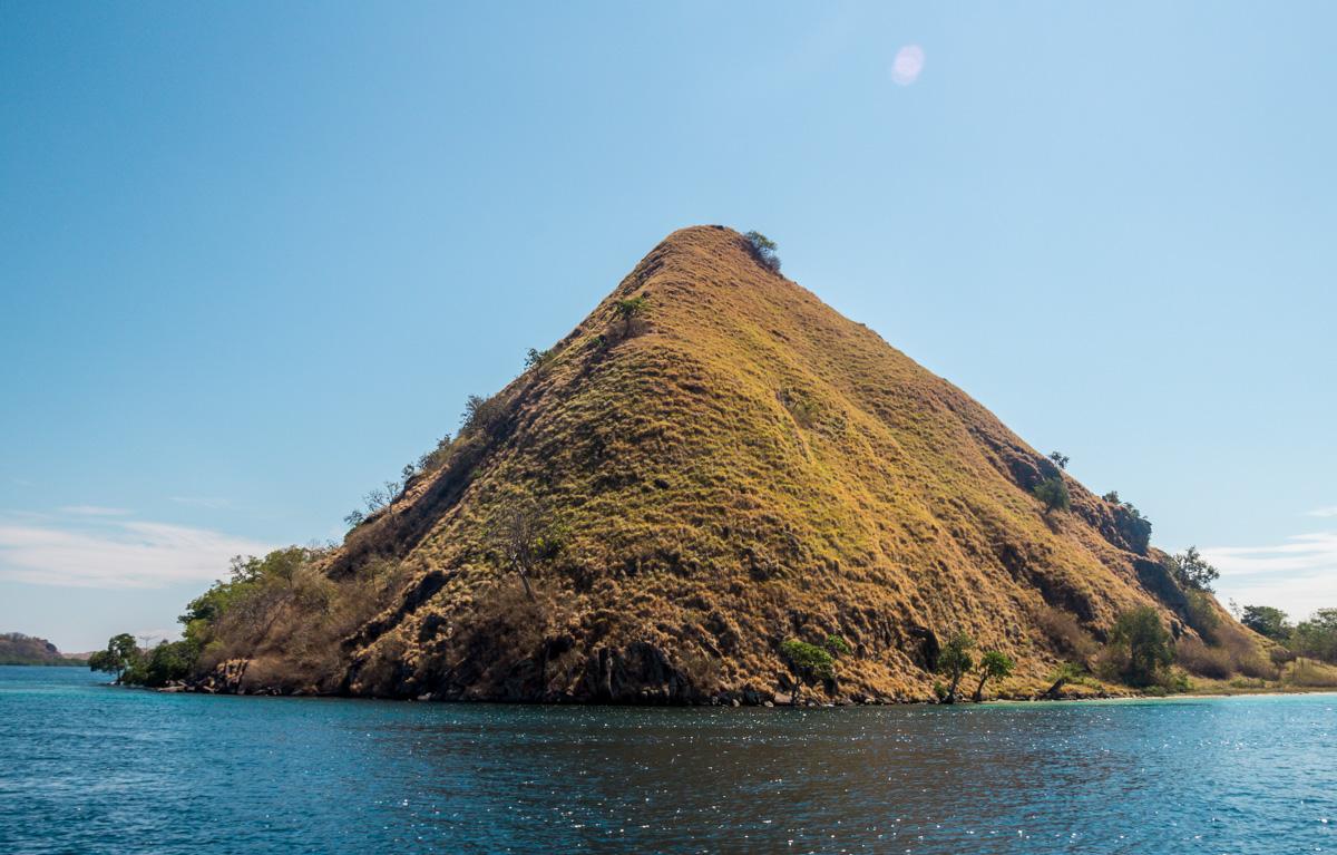Una de las 17.508 islas que componen Indonesia