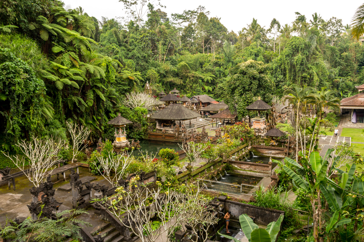 Templos balineses