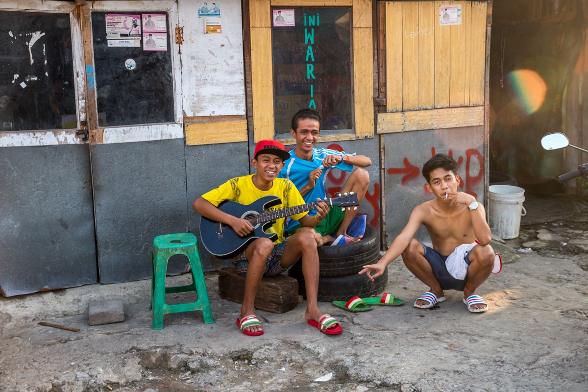Viva la música! Yakarta