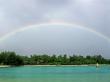 Arco Iris perfecto! Rarotonga, islas Cook