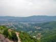 Vistas de la campiña Kosovar