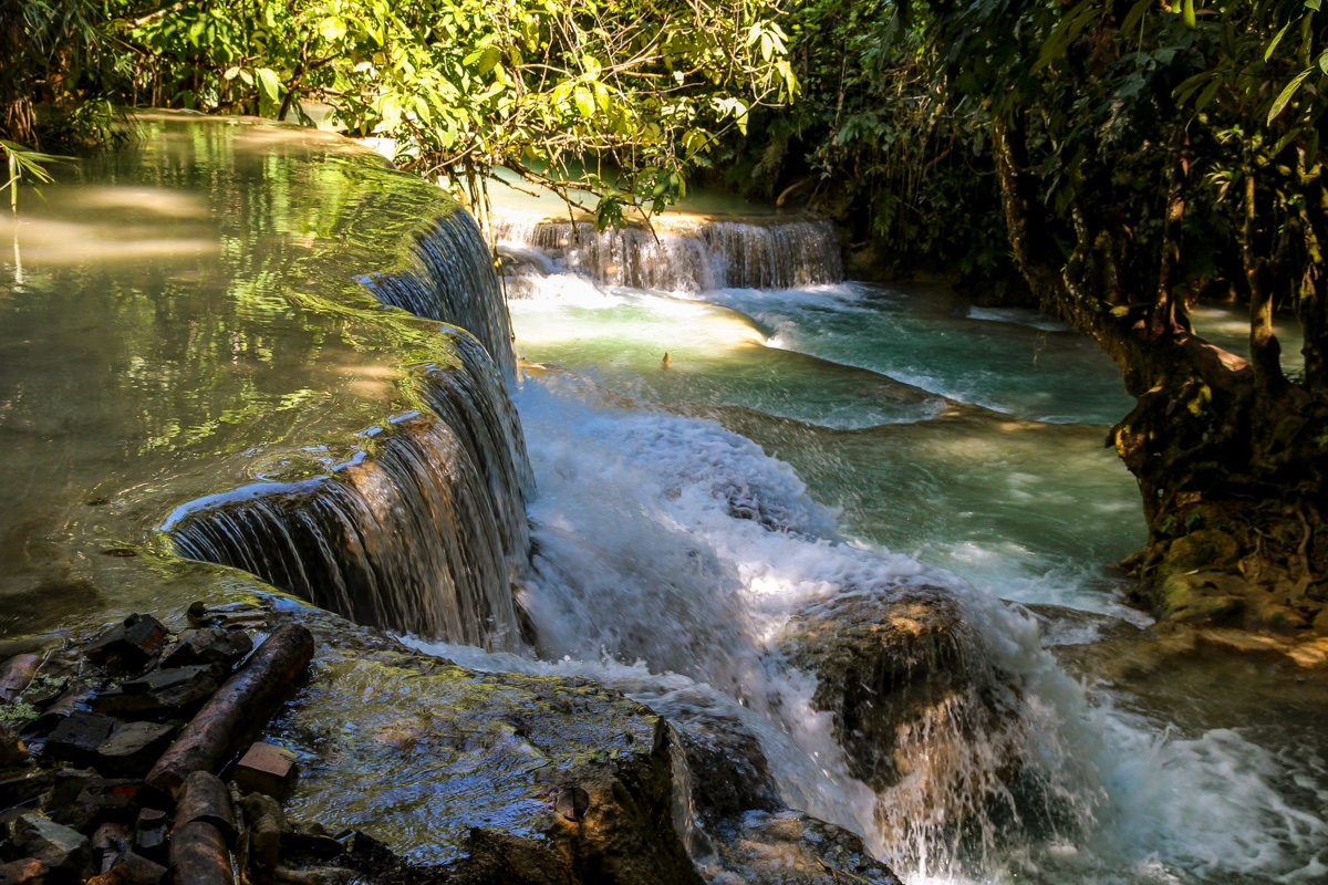 Agua a diferentes niveles