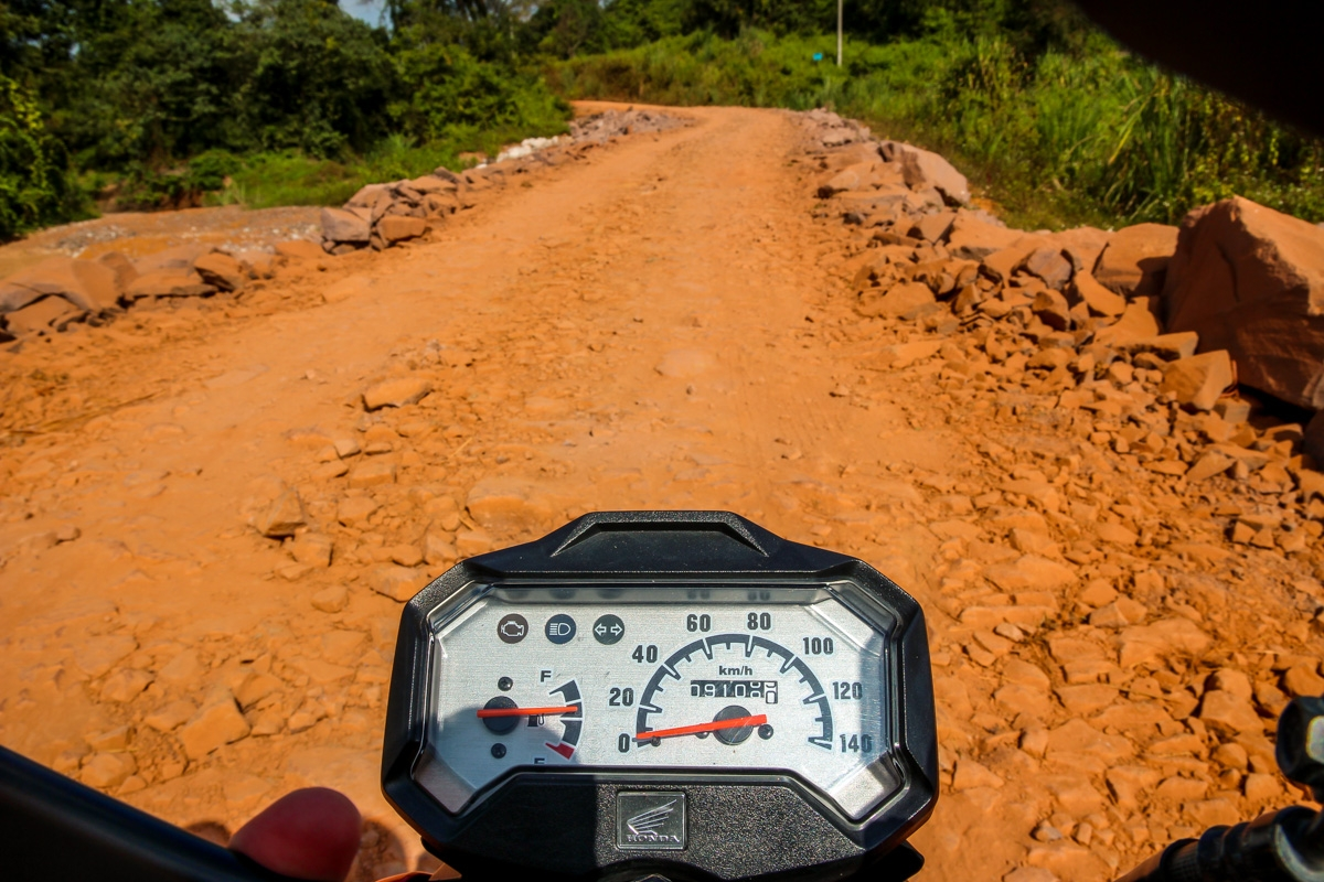 Caminos de ir a 0 km/h. Thakhek Loop
