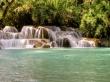 Piscinas y cascadas, Kuang Si