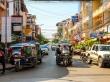 Calles de Vientiane