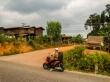 Atravesamos pequeñas poblaciones, Thakhek Loop