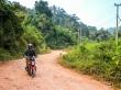 Tramos de camino con piedras, Thakhek Loop
