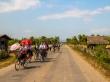 Niños saliendo del cole, Thakhek Loop