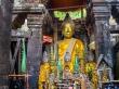 Buda y las ofrendas, Champasak y Vat Phou
