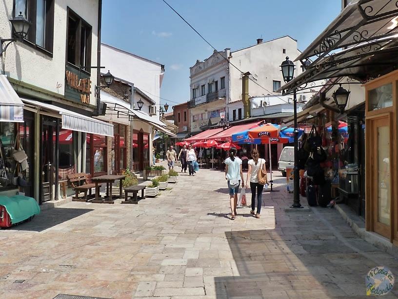 Centro de Skopje