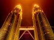 Las Torres Petronas versión comic