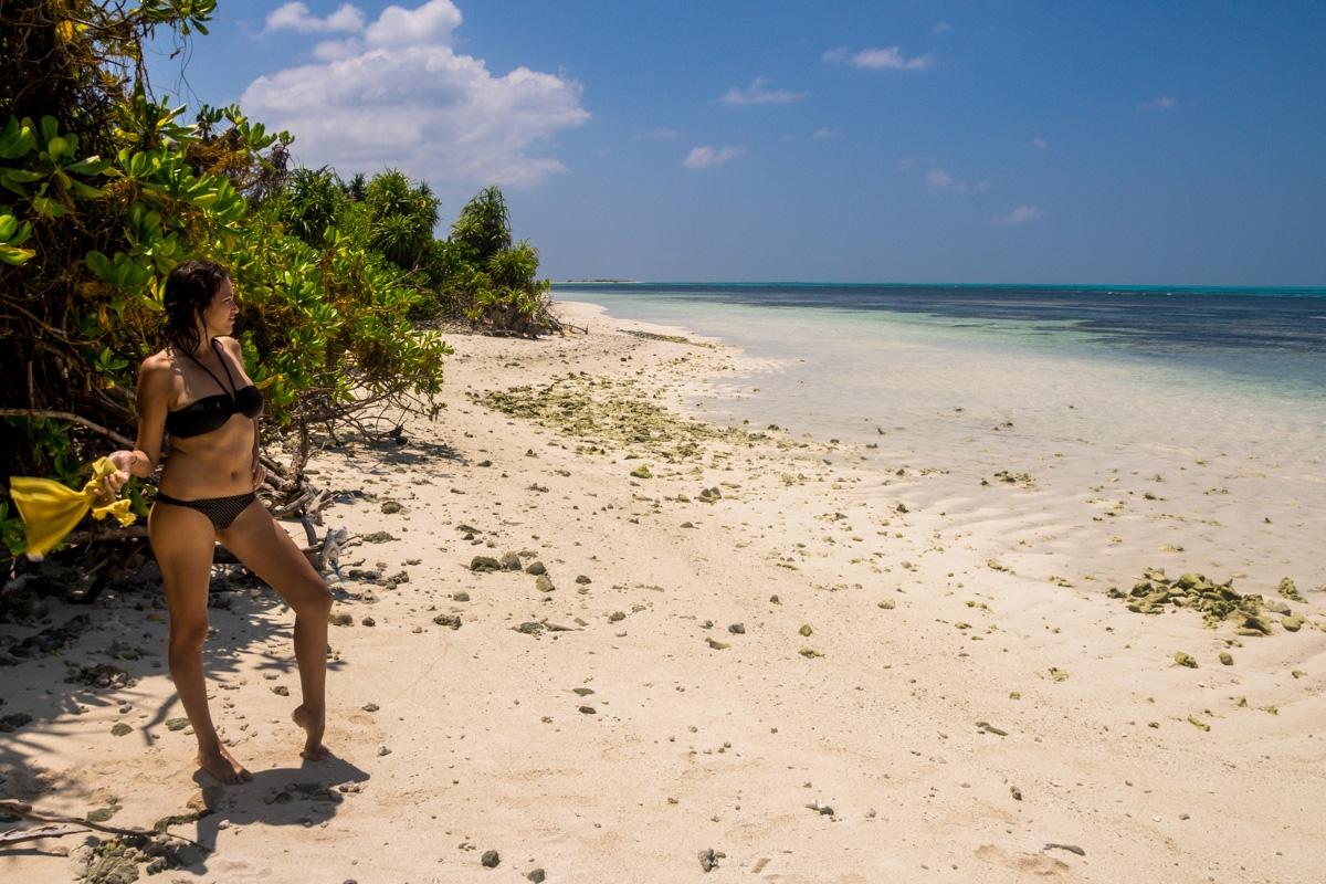 Aprovecha el rincón más escondido para quedarse en bikini, Kaashidhoo
