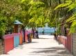 Calle de Guraidhoo, Maldivas