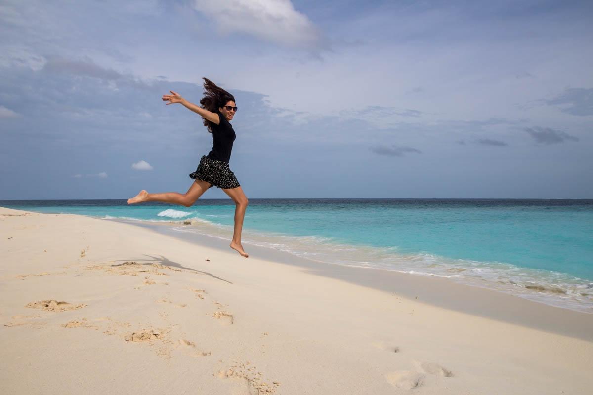 Volando al agua! Ukulhas