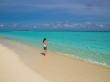 Haciendo fotos de la bikini beach, Mathiveri