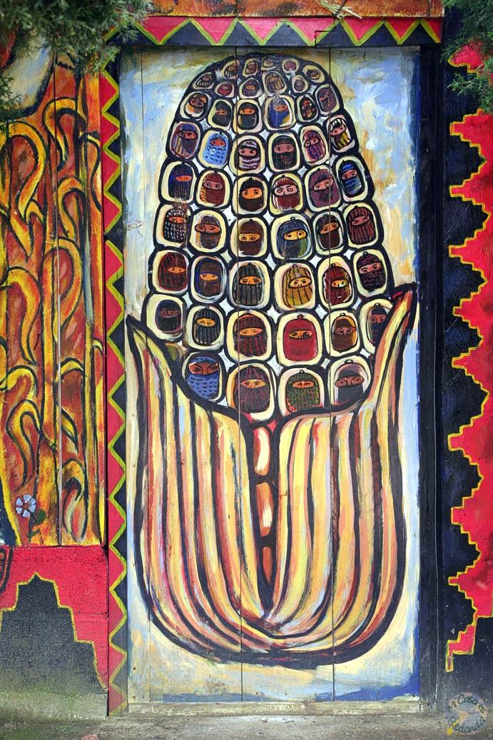 Murales de Oventic