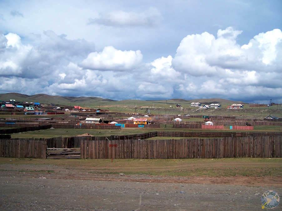 Barrios de la periferia