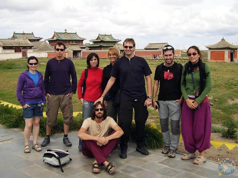 Erdene Zuu, en Karakorum