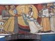 Murales en Ulan Bator