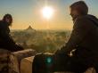 El madrugón ha merecido la pena! Amanecer en Bagan