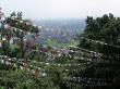Kathmandú desde lo alto del templo