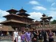 De visita por Katmandú