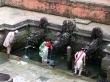 Baños reales en Patan