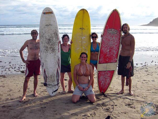 Surf en San Juan del Sur