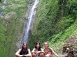 Con Anna y Molly por Ometepe