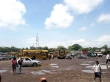 La estación de buses de Masaya