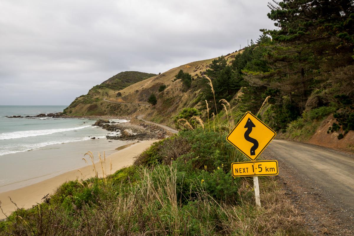 Playas y campo por la Southern Scenic Route