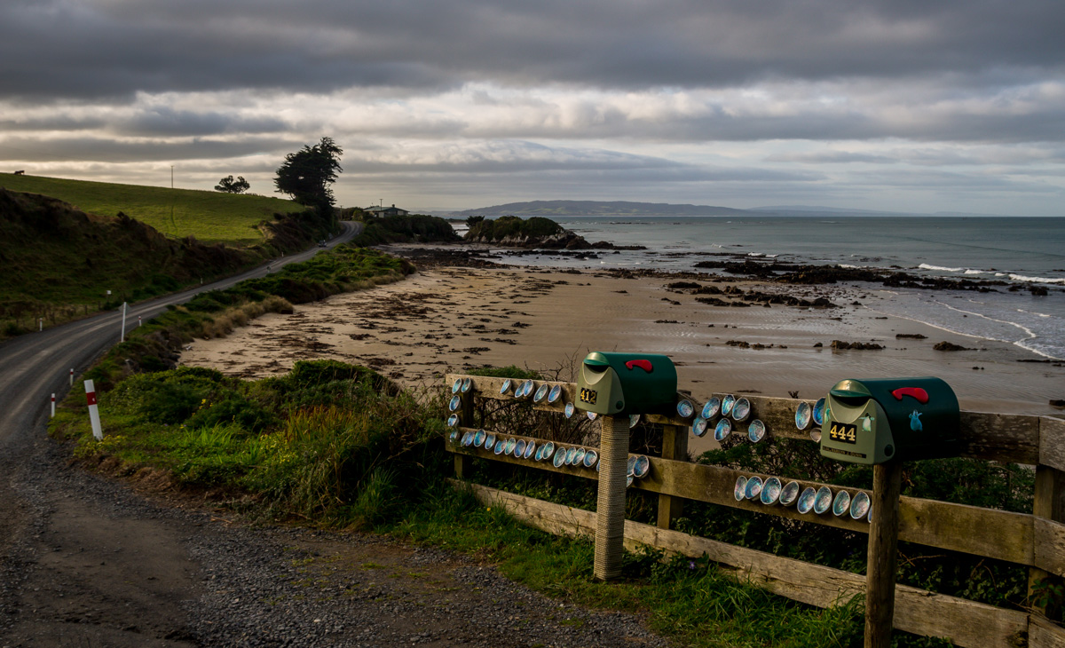 Los Catlins, Southern Scenic Route