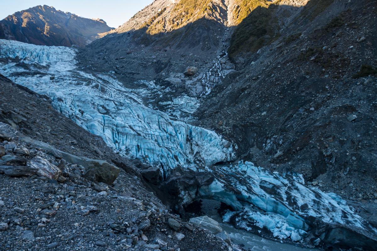Glaciar Fox, Westland