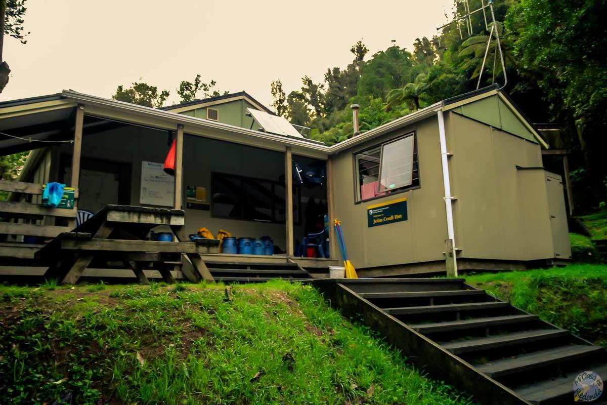 John Coull Hut, Whanganui Journey
