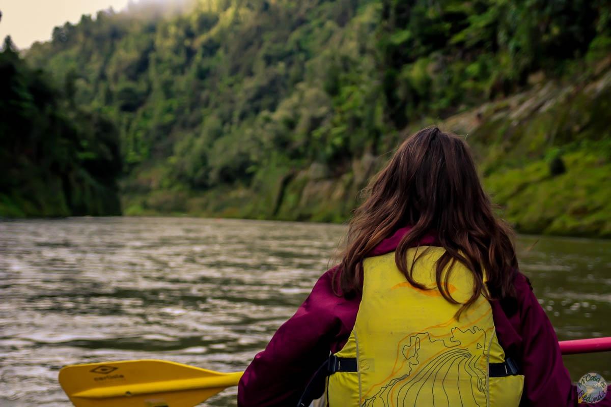 El río es nuestro, Whanganui Journey